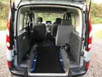 2012 Renault Kangoo 1.6 Expression 5dr AUTOMATIC [AC] WHEELCHAIR ACCESSIBLE V...