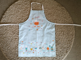 Mummy's little monster apron