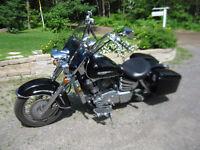 honda shadow aero 1100cc