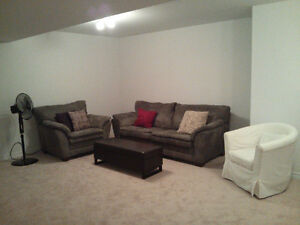 ALL INCLUSIVE SAFE SPACIOUS BASEMENT APARTMENT IN PRIVATE HOME
