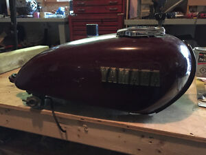 Xs650 gas tank for sale