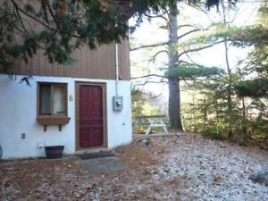Chalet for Rent on Lac St. Marie