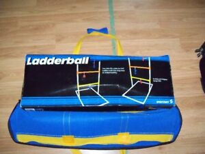 Ladder Ball Game, BRAND NEW, Still in Box, carrying case incl,