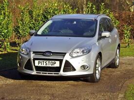 Ford Focus Titanium X 2.0 Tdci DIESEL MANUAL 2013/63