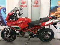 DUCATI MULTISTRADA 1100 DELIVERY ARRANGED P/X WELCOME HPI CLEAR