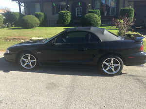 1996 Ford Mustang Gt 4.6 Cabriolet