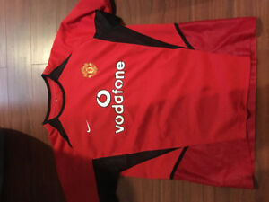 Nike Manchester United Authentic Jersey