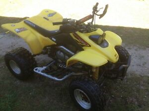 2002 400ex to trade for 250cc + up dirtbike