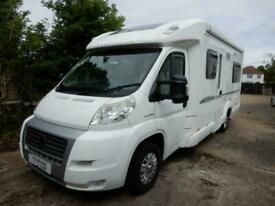 Bessacarr E560 solar panel, 4 berth, fixed bed motorhome for sale