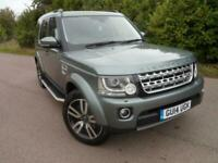 Land Rover Discovery 4 3.0SD V6 (255bhp) HSE Luxury Station Wagon 5d 2993cc Auto