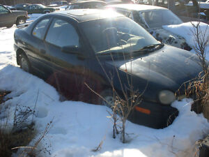 1995 DODGE NEON (PARTING OUT)