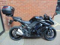 2016 (16) KAWASAKI Z1000SXSPORTS TOURER - INC TOP BOX