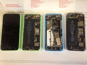Selling lot of four iPhones