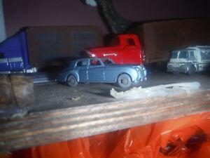 Lesney Rolls Royce Silver Cloud no 44 England Light blue