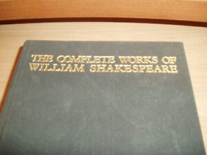 THE COMPLETE WORKS OF WILLIAM SHAKESPEARE West Island Greater Montréal image 1