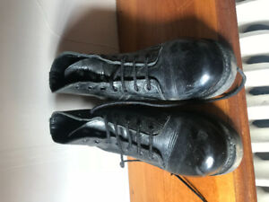 Women's Leather Boots 6.5/7