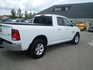 2014 Ram 1500 SLT 4x4 Quad, well equipped!, clean 1owner! London Ontario image 6