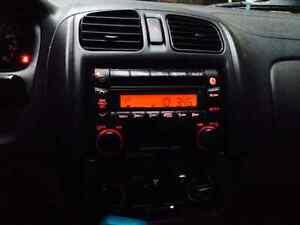 Silver/Gray Mazda Protege 2.0 liters
