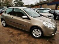 2010 Renault Clio 1.2 TCE I-Music 3dr HATCHBACK Petrol Manual