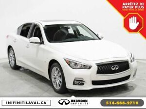 2016 Infiniti Q50 2.0t AWD AUTO GR ELECT CUIR TOIT OUVRANT CAMER