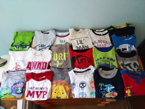 HUGE LOT of 12-24m CLOTHING - BRAND NAMES