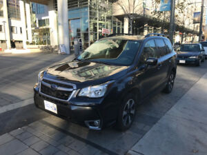 2017 Subaru Forester Limited SUV- Like new 25000kms - 7.2l/100km