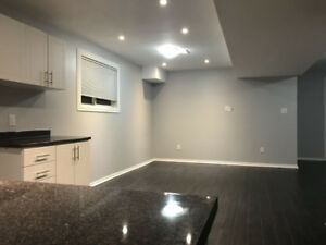 BRAND NEW BASEMENT WITH SEPARATE ENTRANCE