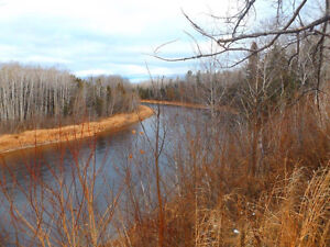 WATER FRONT land on the Miramichi - MLS# 02773887