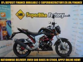 2017 17 LEXMOTO VENOM 125 E4 125CC 0% DEPOSIT FINANCE AVAILABLE