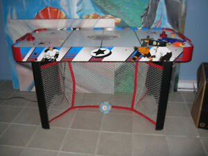 table de hockey sur air 4 x 6