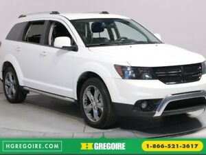 2017 Dodge Journey Crossroad 7PLACES MAGS BLUETOOTH CUIR