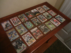 NFL Football Cards Stars and Hall of Famers Rookies Only 32