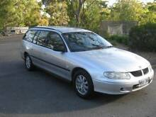 2002 Holden Commodore Wagon Belair Mitcham Area Preview