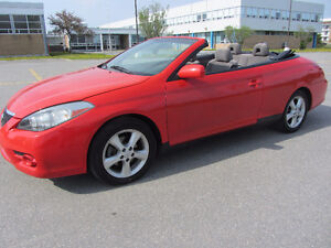 2007 Toyota Solara SE Convertible Reduced Price