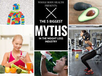 Free Video Series-The Biggest Myths in Weight Loss