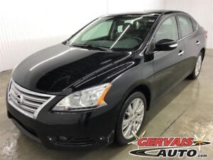 Nissan Sentra SL Cuir Toit Ouvrant MAGS 2015