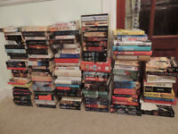 Selection of 117 novels