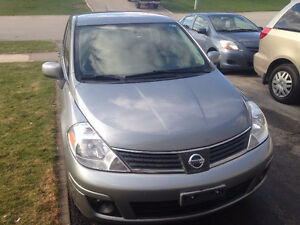 2007 Nissan Versa Sedan - certified and e-tested