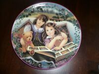 'Sisters' Collectible Plate