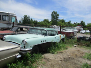 first time advertised for sale 1955 Classic Buick