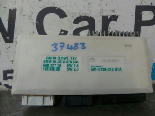 BMW E39 5 SERIES GM3 Module 61358378634