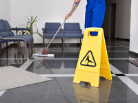 Commercial Cleaning Company - Full & Part Time - Days and Nights