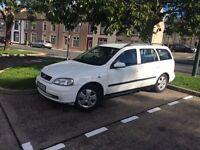 Astra 1.4 2003 petrol + lpg converted
