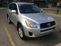 2010 Toyota RAV4 4WD V6 - MUST SELL - NO ACCIDENTS - 79070 KM