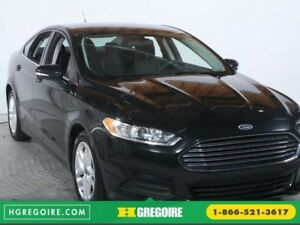 2015 Ford Fusion SE ECOBOOST AUTO A/C GR ELECT MAGS CAMÉRA RECUL