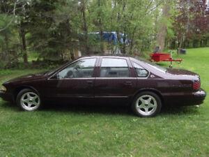 1996 Chevrolet Impala SS Sedan