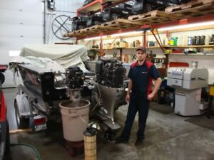 Marine Parts and Service at TAK Powersports