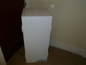 Lifebreath floor model hepa air cleaner