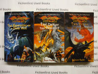 """""""Dragonlance: Fifth Age Novels"""" by: Jean Rabe"""
