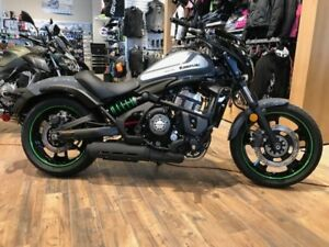 2018 Kawasaki Vulcan S ABS Cafe Edition